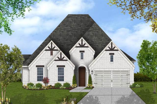 2805 Maverick Way, Celina, TX 75009 (MLS #14257415) :: The Kimberly Davis Group