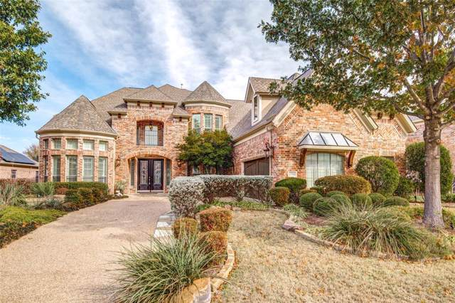 2701 Meadow Ridge Drive, Prosper, TX 75078 (MLS #14257420) :: The Kimberly Davis Group
