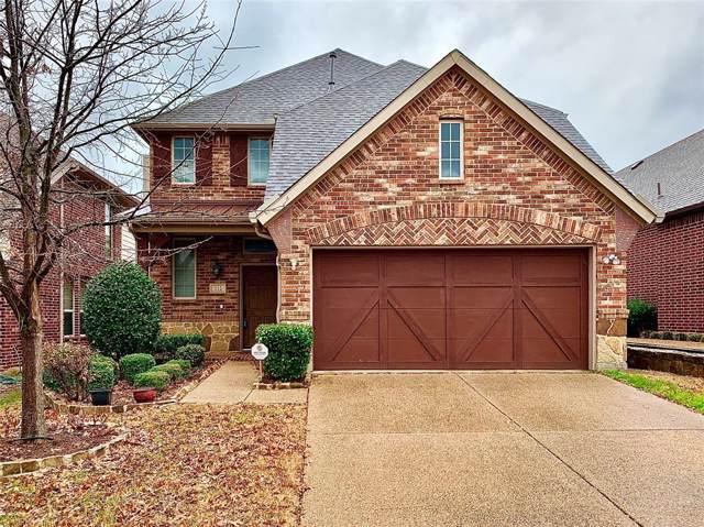 212 Sir Brine Drive, Lewisville, TX 75056 (MLS #14257436) :: The Kimberly Davis Group