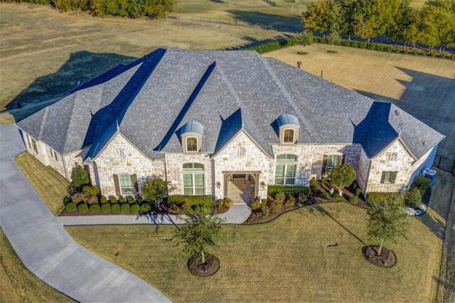 2021 Willow Bend Court, Prosper, TX 75078 (MLS #14257437) :: The Chad Smith Team