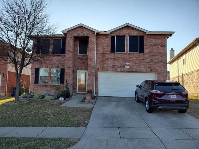 6316 St James Place, Denton, TX 76210 (MLS #14257442) :: The Kimberly Davis Group