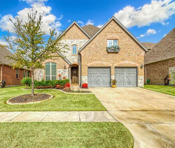 3021 Aberdeen Drive, The Colony, TX 75056 (MLS #14257446) :: The Kimberly Davis Group