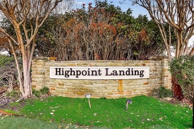 5702 Marvin Loving Drive #101, Garland, TX 75043 (MLS #14257515) :: The Hornburg Real Estate Group