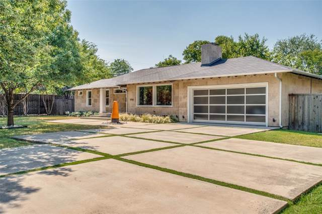 5930 Boca Raton Drive, Dallas, TX 75230 (MLS #14257528) :: Robbins Real Estate Group