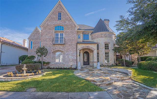 1632 Prince William Lane, Frisco, TX 75034 (MLS #14257554) :: Acker Properties
