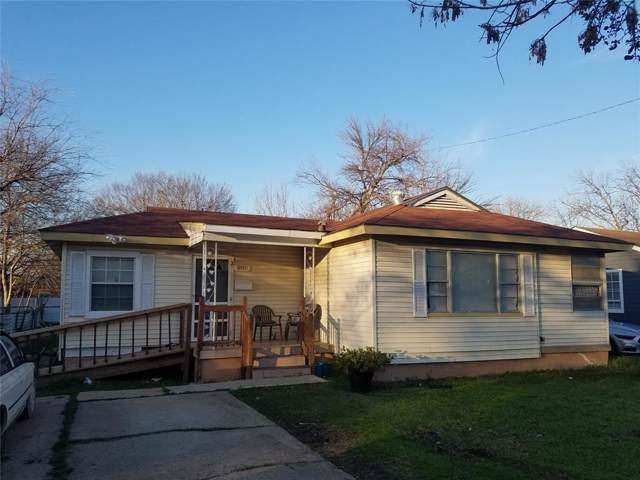 1810 Cottonwood Street, Grand Prairie, TX 75050 (MLS #14257618) :: The Chad Smith Team