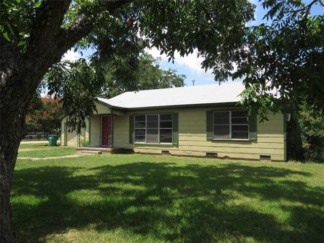 342 Bond Street, Fairfield, TX 75840 (MLS #14257625) :: The Chad Smith Team