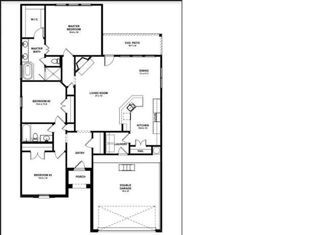 1201 Amsden Circle, Denison, TX 75020 (MLS #14257647) :: The Kimberly Davis Group