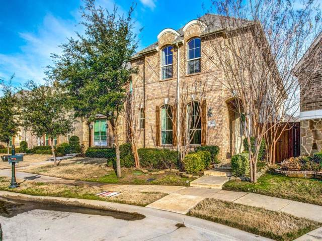 2469 Embleton Drive, Lewisville, TX 75067 (MLS #14257651) :: The Kimberly Davis Group