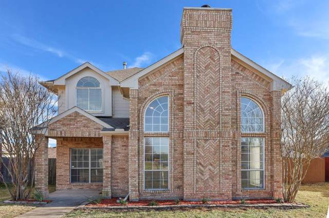 1447 Vanderbilt Lane, Mesquite, TX 75181 (MLS #14257657) :: RE/MAX Pinnacle Group REALTORS