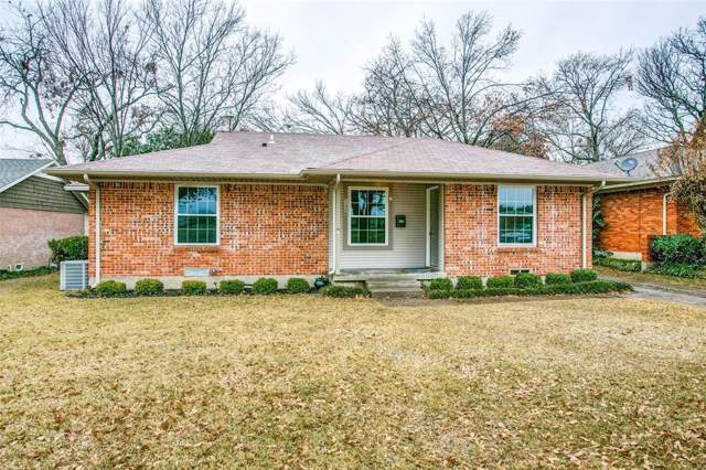 11715 Neering Drive, Dallas, TX 75218 (MLS #14257669) :: Caine Premier Properties
