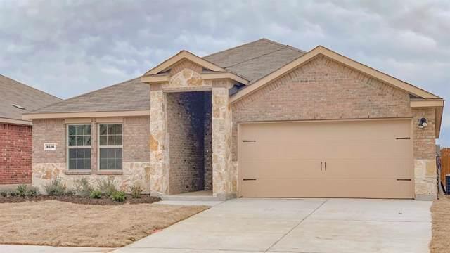 3616 Jackson Hollow Hollow, Denton, TX 76207 (MLS #14257690) :: The Good Home Team