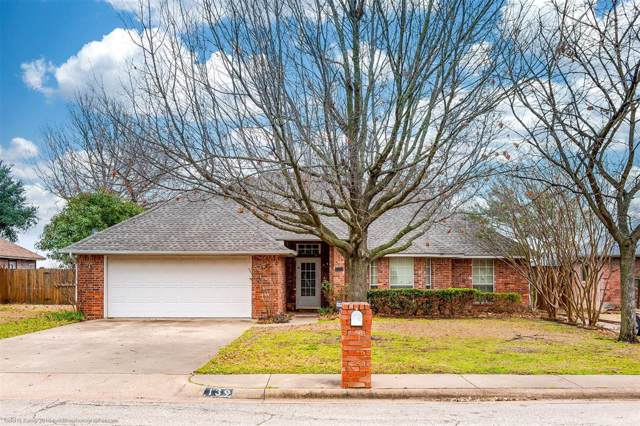 139 Driftwood Lane, Waxahachie, TX 75165 (MLS #14257694) :: All Cities Realty