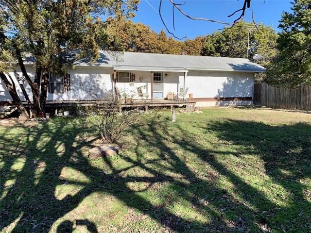 192 Waupoo Trail, Whitney, TX 76692 (MLS #14257702) :: Post Oak Realty