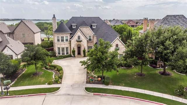 7513 Glenturret Circle, The Colony, TX 75056 (MLS #14257736) :: The Kimberly Davis Group