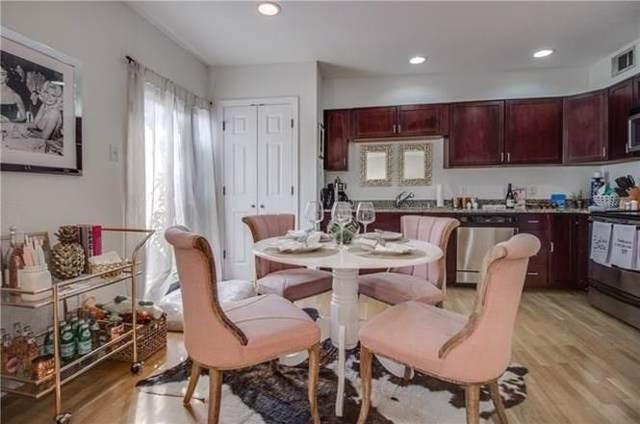 2722 Knight Street 314E, Dallas, TX 75219 (MLS #14257744) :: Front Real Estate Co.