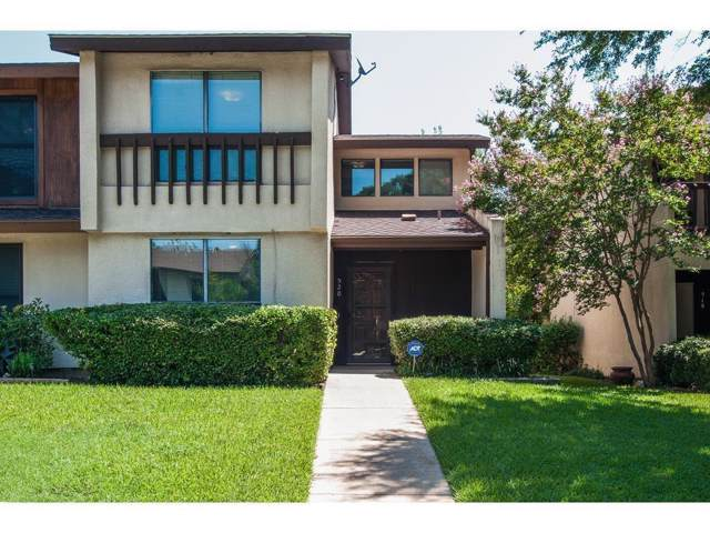 520 Campana Court, Irving, TX 75061 (MLS #14257783) :: The Real Estate Station