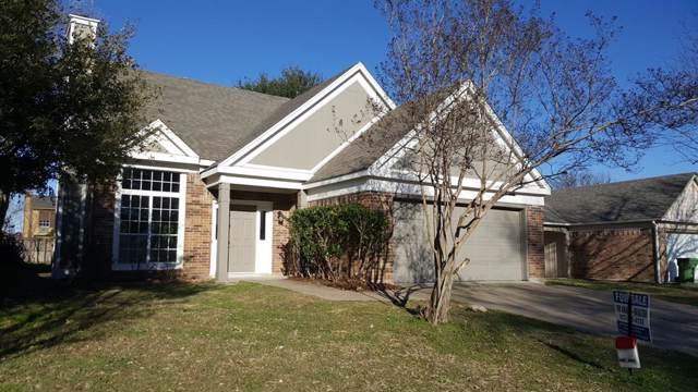 507 Lemon Drive, Arlington, TX 76018 (MLS #14257794) :: Real Estate By Design