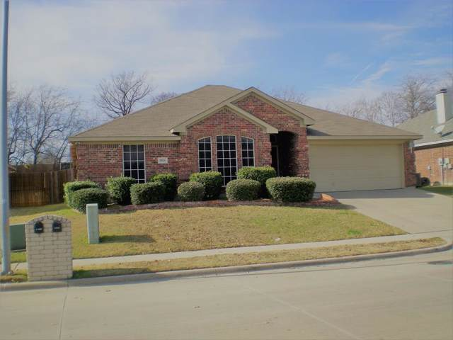 5821 Crowder Drive, Fort Worth, TX 76179 (MLS #14257795) :: Team Hodnett