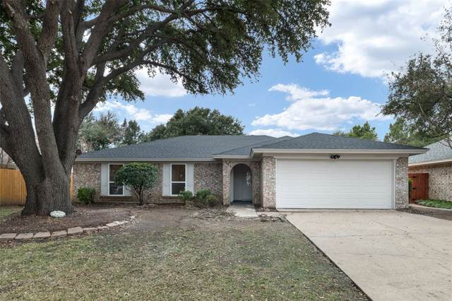 4016 Chestnut Street, Fort Worth, TX 76137 (MLS #14257819) :: Real Estate By Design