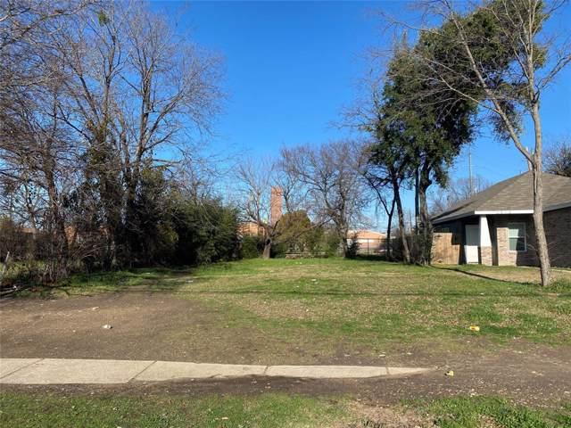 2808 Meadow Street, Dallas, TX 75215 (MLS #14257846) :: EXIT Realty Elite