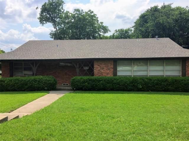 1101 N Morris Street, Mckinney, TX 75069 (MLS #14257857) :: NewHomePrograms.com LLC