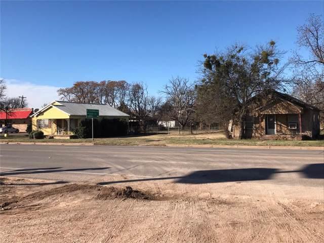 709-711 N Main Street, Seymour, TX 76380 (MLS #14257862) :: Team Hodnett