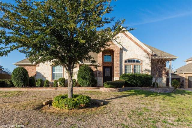 1447 Sonoma Drive, Kennedale, TX 76060 (MLS #14257878) :: The Hornburg Real Estate Group