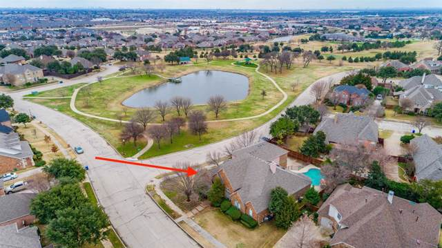 1701 Coyote Ridge, Carrollton, TX 75010 (MLS #14257882) :: The Kimberly Davis Group