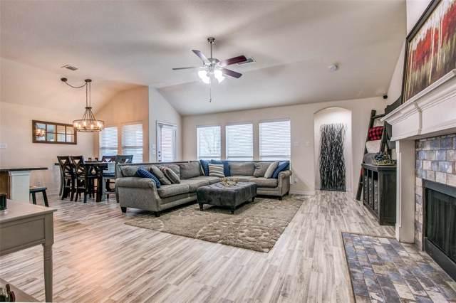 905 Meadowedge Lane, Denton, TX 76207 (MLS #14257888) :: Maegan Brest | Keller Williams Realty
