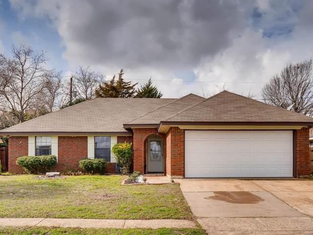 6529 Patsy Lane, Watauga, TX 76148 (MLS #14257921) :: Justin Bassett Realty