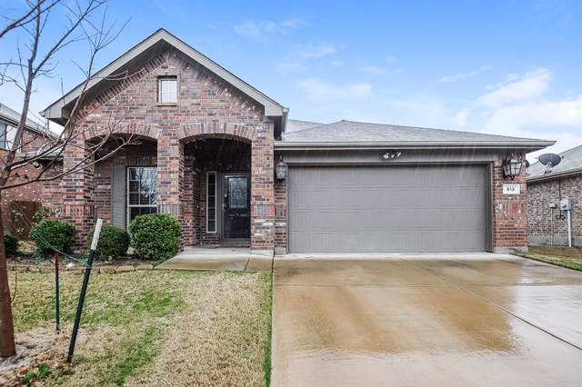 613 Swift Current Drive, Crowley, TX 76036 (MLS #14257957) :: The Mitchell Group