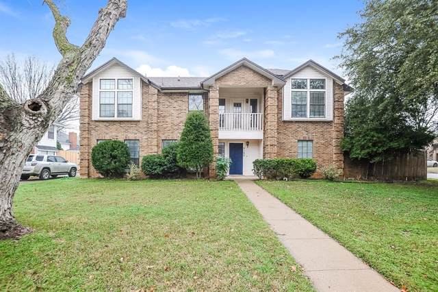 4142 Cedar Drive, Grapevine, TX 76051 (MLS #14257969) :: Frankie Arthur Real Estate