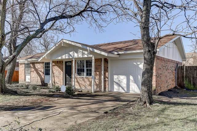 318 S 1st Street, Wylie, TX 75098 (MLS #14257973) :: The Chad Smith Team