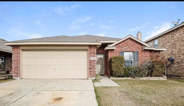1705 Birds Eye Road, Fort Worth, TX 76177 (MLS #14257977) :: RE/MAX Pinnacle Group REALTORS