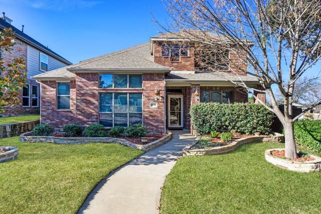 2091 Whitney Bay Drive, Rockwall, TX 75087 (MLS #14257982) :: Hargrove Realty Group