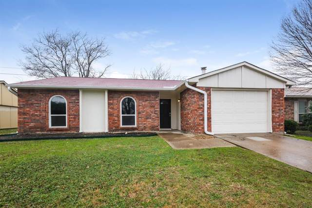 1004 Hawthorne Drive, Allen, TX 75002 (MLS #14257983) :: RE/MAX Town & Country