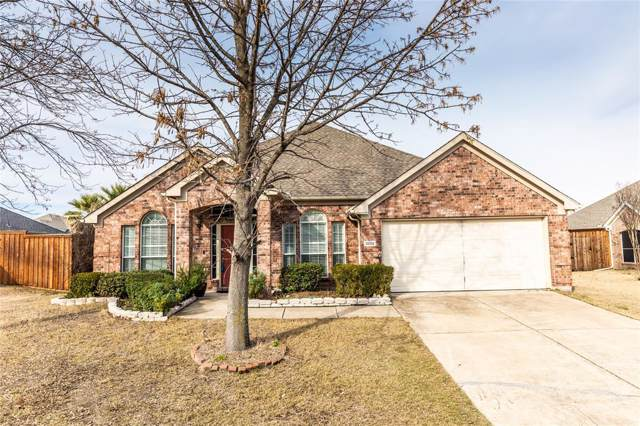 3202 Glenwood Drive, Wylie, TX 75098 (MLS #14257985) :: RE/MAX Town & Country