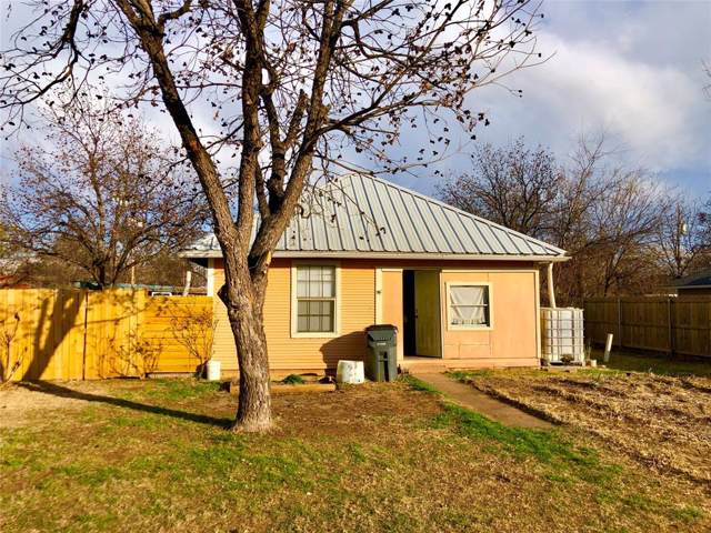 509 Kent Avenue, Tuscola, TX 79562 (MLS #14258009) :: Real Estate By Design