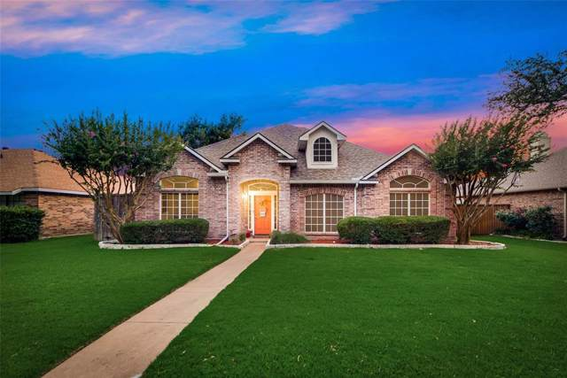 6729 Aimpoint Drive, Plano, TX 75023 (MLS #14258055) :: The Chad Smith Team