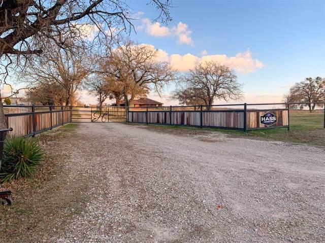 2302 Clark Lake Road, Weatherford, TX 76088 (MLS #14258057) :: The Kimberly Davis Group