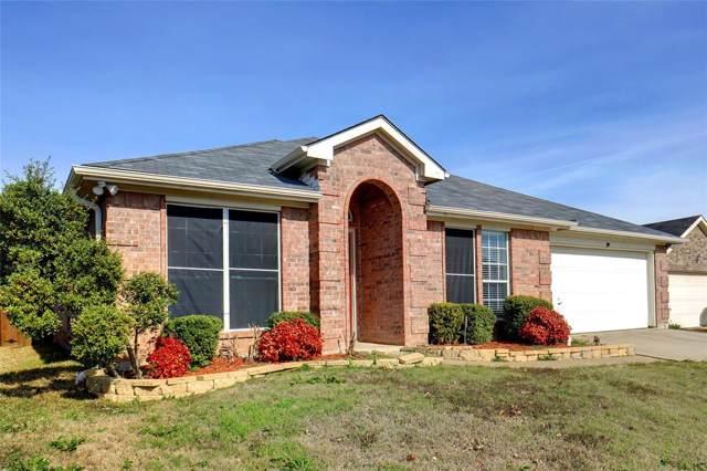 405 Quail Roost Lane, Arlington, TX 76002 (MLS #14258070) :: RE/MAX Landmark