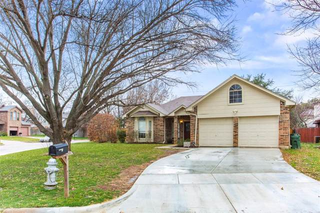 929 Meadowdale Road, Arlington, TX 76017 (MLS #14258086) :: The Heyl Group at Keller Williams
