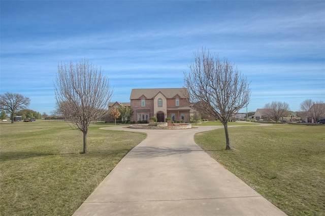 1607 Bentwater Parkway, Granbury, TX 76049 (MLS #14258216) :: Potts Realty Group