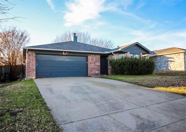 8117 Rambler Rose Street, Fort Worth, TX 76137 (MLS #14258239) :: Real Estate By Design