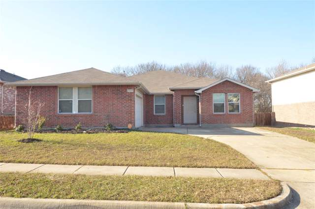 2717 Cameron Way, Mesquite, TX 75181 (MLS #14258258) :: Robbins Real Estate Group