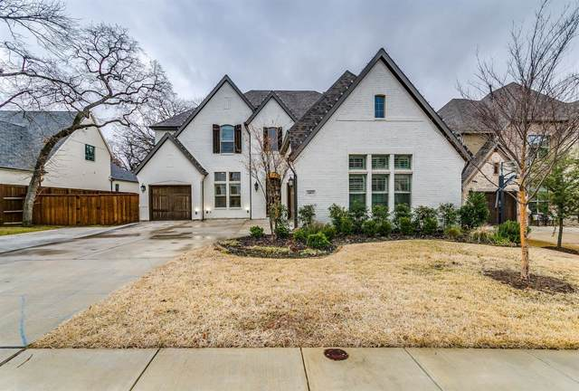 603 Oak Grove Lane, Coppell, TX 75019 (MLS #14258298) :: Team Tiller