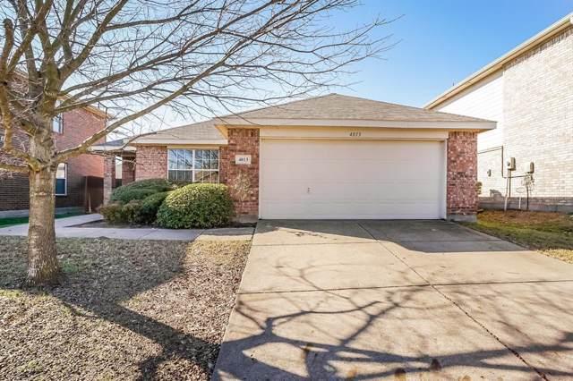 4013 Rolling Rock Road, Heartland, TX 75126 (MLS #14258346) :: Maegan Brest | Keller Williams Realty