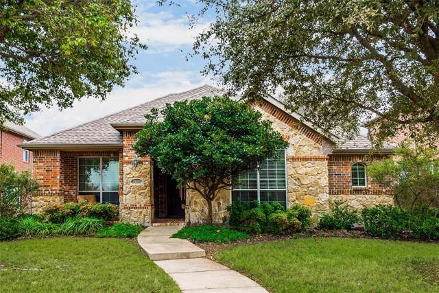 14881 Holly Leaf Drive, Frisco, TX 75035 (MLS #14258351) :: The Real Estate Station