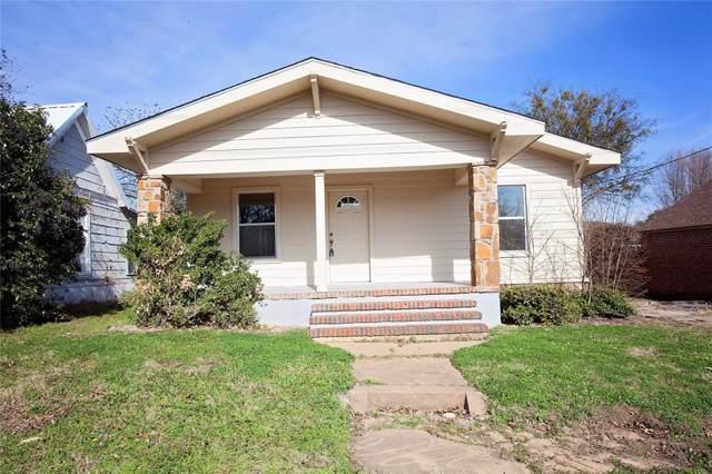 510 SW 5th Street, Mineral Wells, TX 76067 (MLS #14258387) :: The Heyl Group at Keller Williams